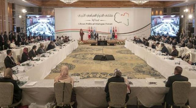 Libya konferansında 18 ay içinde seçimlerin gerçekleştirilmesi kararı alındı