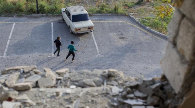 İtalyadan Dağlık Karabağ için 500 bin euroluk yardım