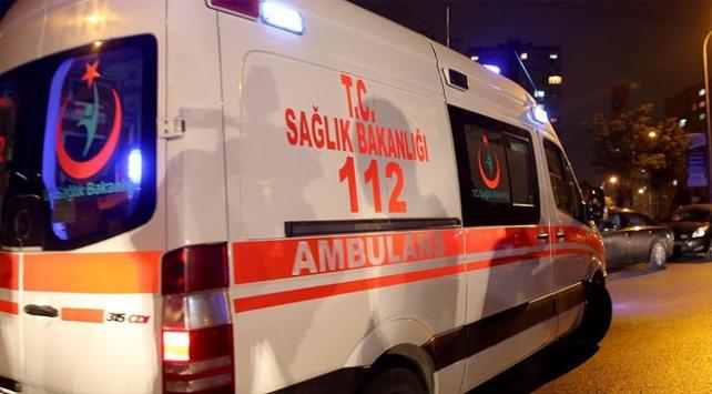 Eski eşini öldürdükten sonra 2 kişiyi yaralayan zanlı intihar etti