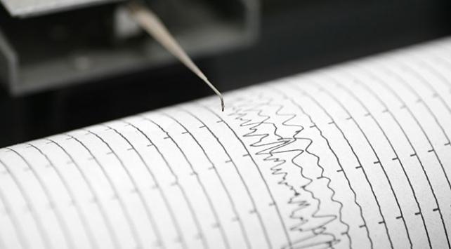 Kuşadası açıklarında 3,5 büyüklüğünde deprem