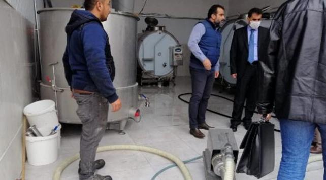 Süt toplama merkezindeki görüntülerle ilgili tutuklanan iki çalışan serbest bırakıldı