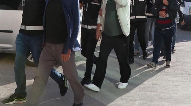 Trabzonda tefecilik operasyonu: 8 gözaltı