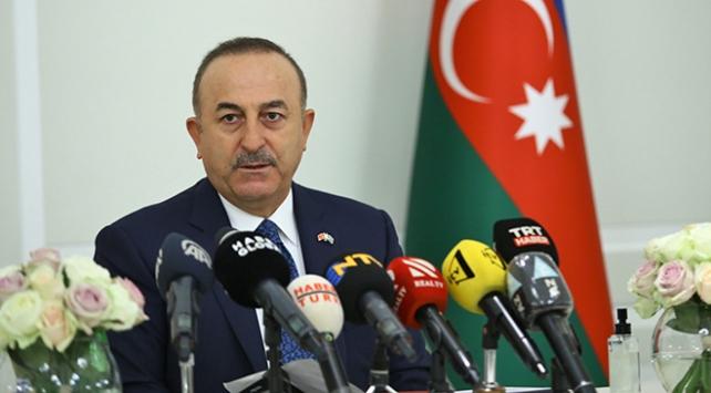 Bakan Çavuşoğlu: Rusyanın rolü ne ise Türkiyenin rolü de o olacak