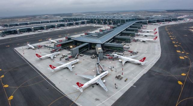 İstanbul Havalimanı 72 milyon yolcu ağırladı