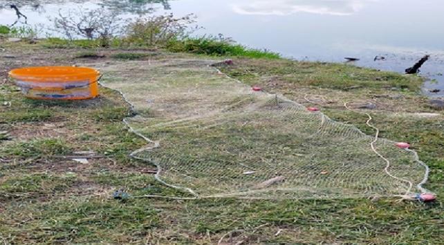 Samsunda kaçak balık avlayanlara 15 bin 880 lira ceza