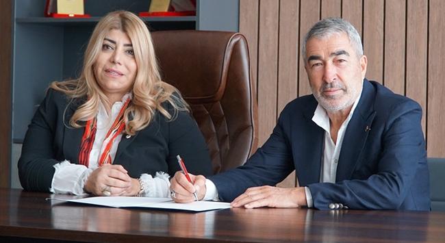 Samet Aybaba Kayserispora imza attı
