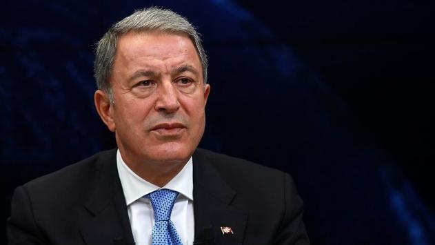 Bakan Akar: Türkiye Karabağdaki anlaşmada hem masada hem sahadadır