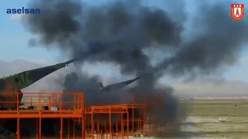 İşte yenilenen 'Korkut' alçak irtifa hava savunma silah sistemi