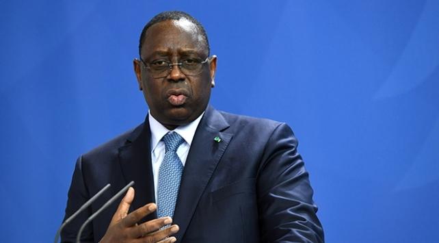 Senegal Cumhurbaşkanı Sall: BM, Afrikanın çıkarlarına hizmet etmiyor