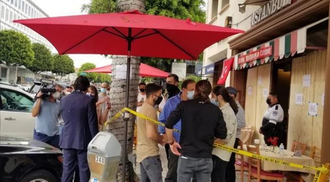 ABDde Türk restoranına yapılan saldırıyla ilgili bir zanlı yakalandı