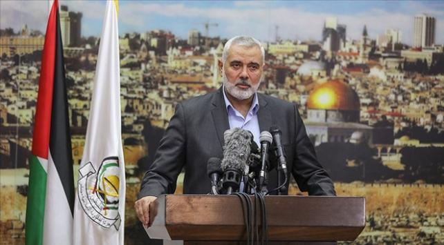 Heniyye, Filistinli tutukluların ölümünden İsraili sorumlu tuttu