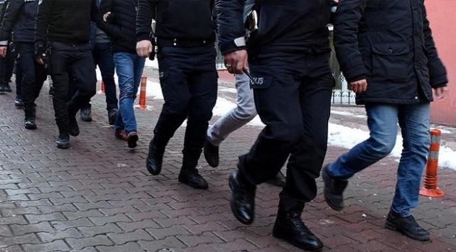 Samsunda Irak uyruklu 8 DEAŞ şüphelisi yakalandı