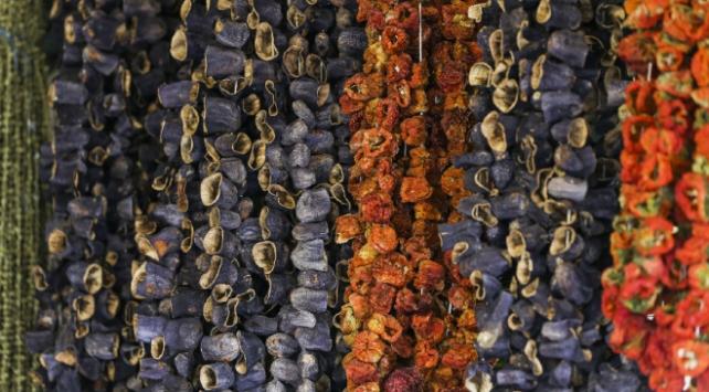 Türkiyeden 95 ülkeye kurutulmuş sebze ihracatı
