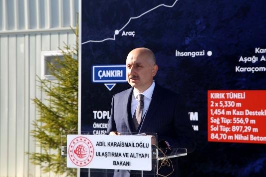Bakan Karaismailoğlu: AK Parti denildiği zaman akla yol, su, medeniyet ve kalkınma gelir
