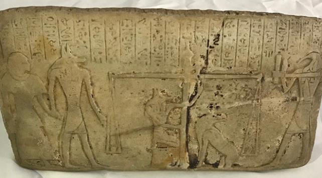 Tarihi eser kaçakçılarına suçüstü: 1 milyon lira değerinde tablet ele geçirildi