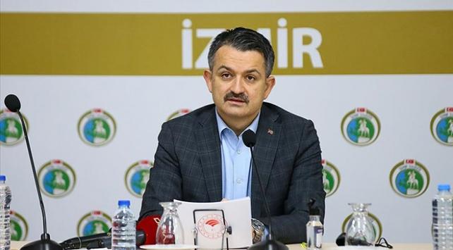 Bakan Pakdemirli: İzmir depreminden etkilenenlere 60 milyon liranın üstünde ödeme yapıldı