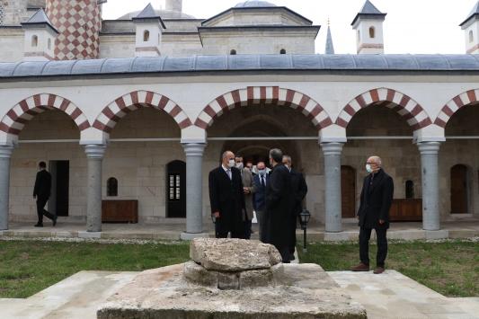 Müzeler şehri Edirneye gelecek yıl bir düzine müze daha kazandırılacak