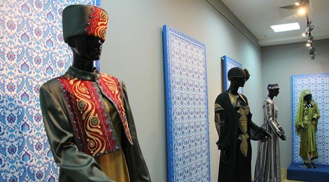Tataristanda Osmanlı kaftanları sergisi