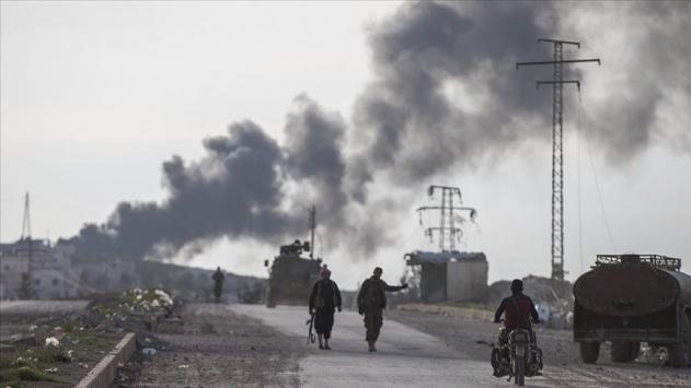 El-Babta bombalı saldırının faili yakalandı