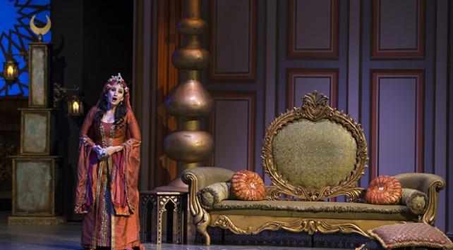 """""""Saraydan Kız Kaçırma"""" operası COVID-19a göre yeniden kurgulandı"""
