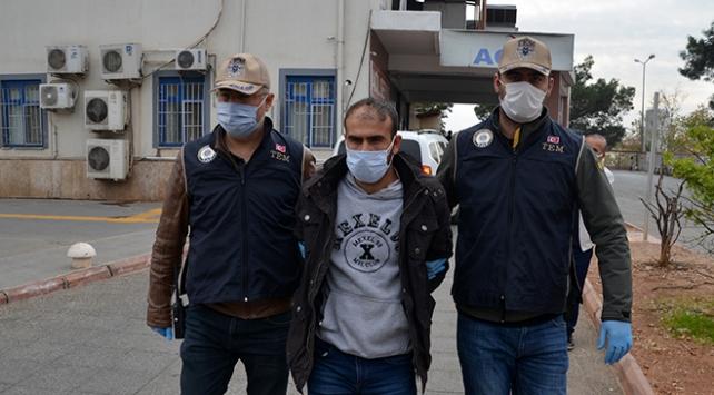 HDP Pazarcık İlçe Başkanı gözaltına alındı