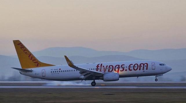 Pegasustan 65 yaş üzeri yolculara bilet değişikliği