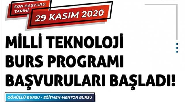 Türkiye Teknoloji Takımı Vakfının burs desteği başvuruları başladı