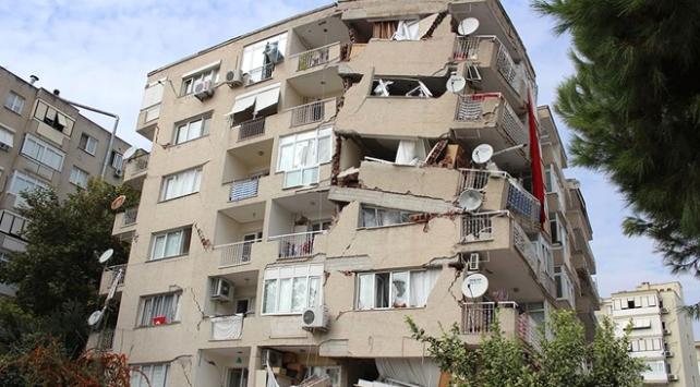 İzmirde hasar tespit sonuçları açıklandı