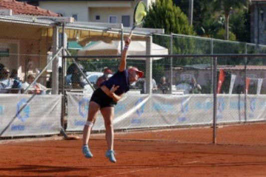 Dünya 18 Yaş Altı Kızlar ve Erkekler Tenis Şampiyonası tamamlandı