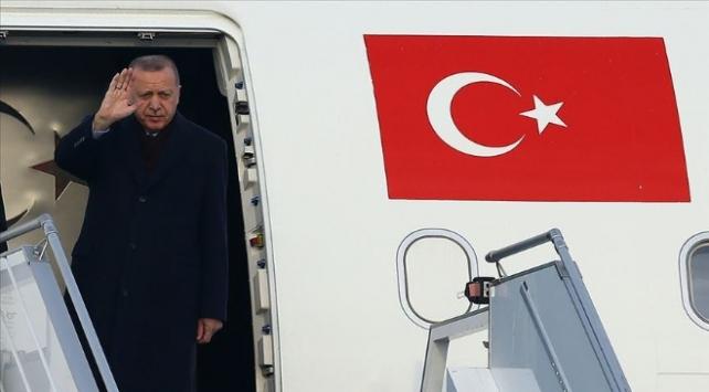 Cumhurbaşkanı Erdoğan Kuzey Kıbrıs Türk Cumhuriyetine gidecek