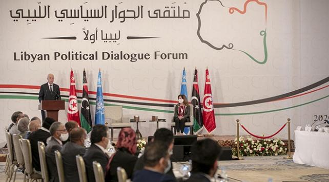 Libyada taraflar Başkanlık Konseyi ve hükümetinin yetkilerini tartışıyor