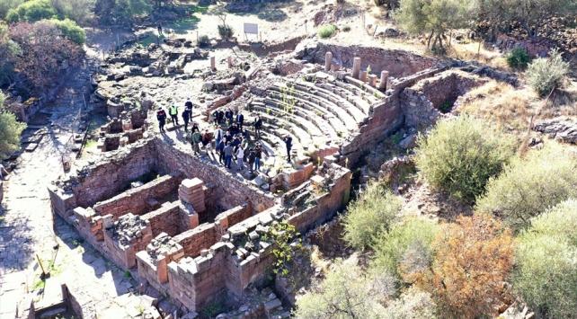 Aigaideki arkeolojik çalışmalar 12 aya yayılacak