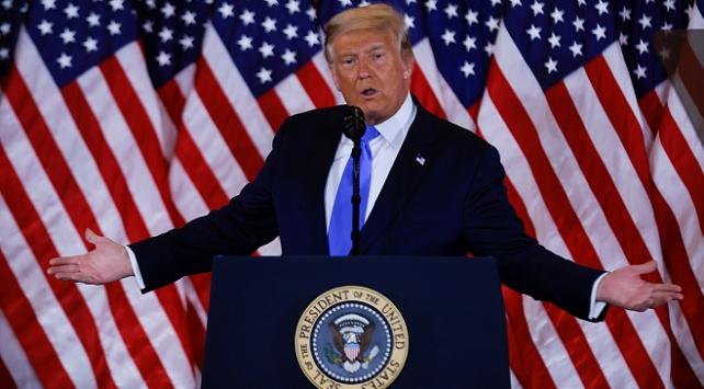 ABD Başkanı Trump seçimlere hile karıştırıldığı iddiasını yineledi