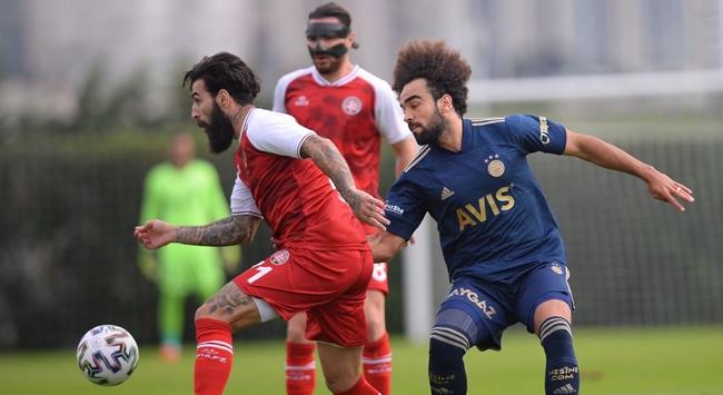 Fenerbahçe Fatih Karagümrük ile berabere kaldı