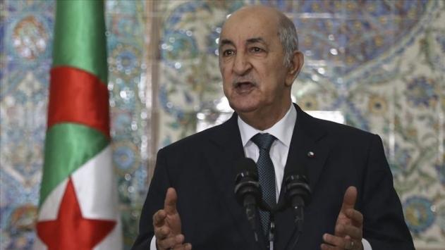 Cezayir Cumhurbaşkanı Tebbunun COVID-19 tedavisi tamamlandı