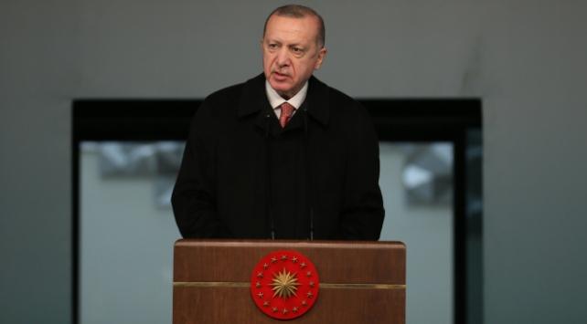 Cumhurbaşkanı Erdoğan: 500 yataklı bir hastaneyi daha KKTCye kazandıracağız