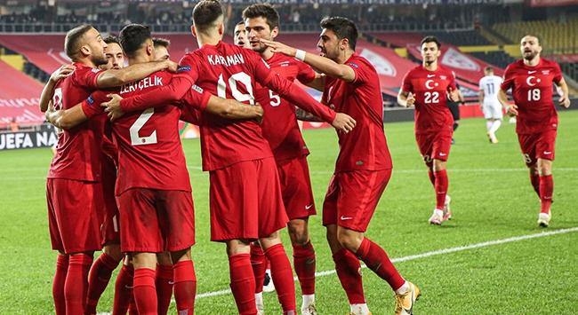 Türkiye Rusyayı 3 golle geçti