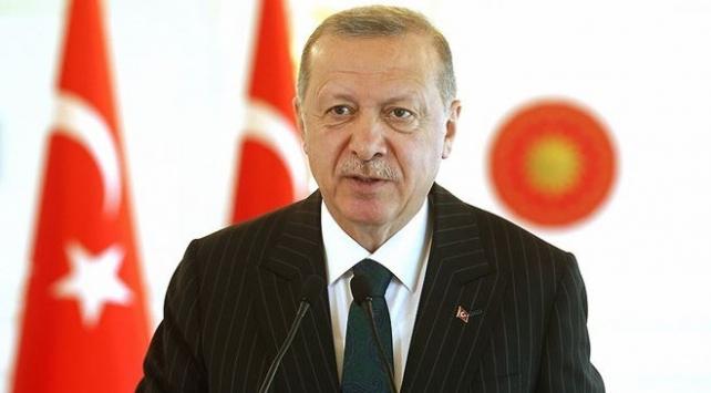 Cumhurbaşkanı Erdoğan: Camimizi en kısa sürede ayağa kaldıracağız
