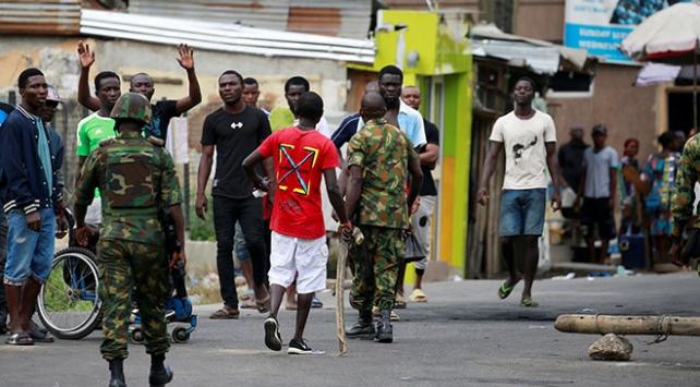 Nijeryada 750 silahlı çete üyesi yakalandı