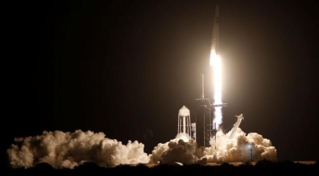 4 astronot Uluslararası Uzay İstasyonuna gönderildi