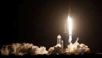4 astronot Uluslararası Uzay İstasyonu'na gönderildi