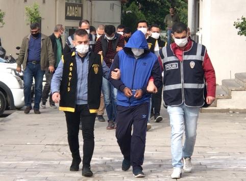 Adanada 4 firari hükümlü yakalandı