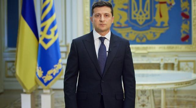 Zelenskiyden Moldova Cumhurbaşkanı seçilen Sanduya tebrik