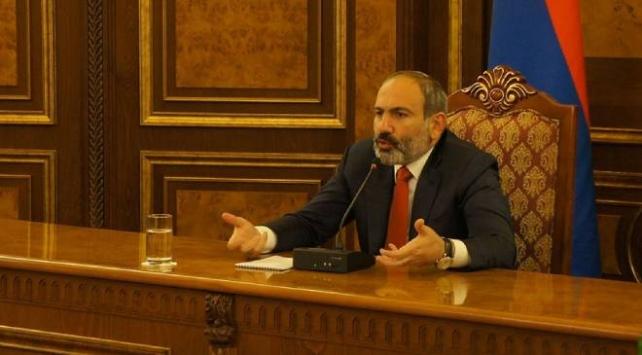 Ermenistan Başbakanı Paşinyandan istifa açıklaması
