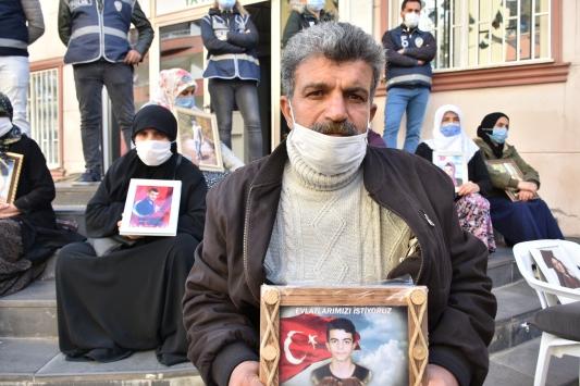 Diyarbakır anneleri evlat nöbetine kararlılıkla devam ediyor