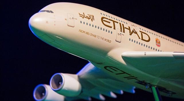 BAEye ait havayolu şirketinden skandal İsrail reklamı