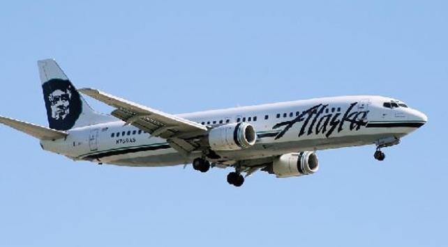 Alaskada yolcu uçağı iniş sırasında boz ayıya çarptı