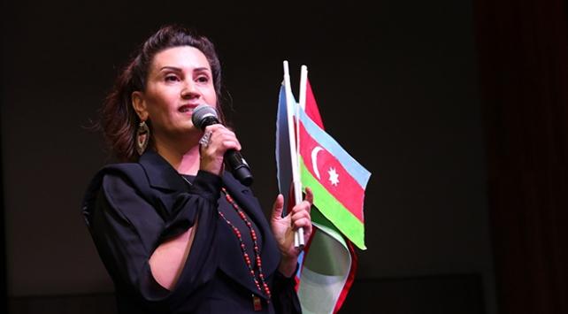 Azerbaycanlı sanatçı Azerin Şuşada konser vermek istiyor