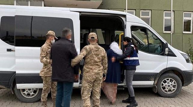 PKKya eleman kazandırdığı iddia edilen 2 şüpheli yakalandı