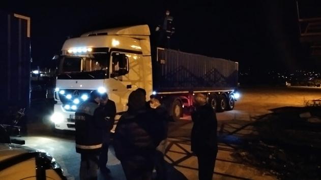Trabzonda 50 ton hamsiye el konuldu